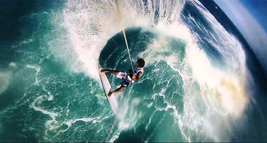 Kelvin_Corniel Spleenekiteboarding_Strapless